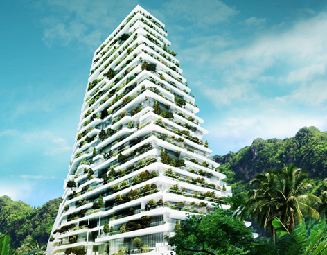 Proyecto La Pirámide / LAR Fernando Romero