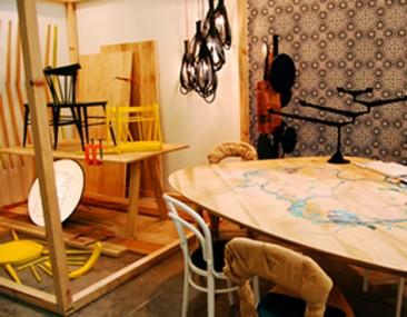 Studio Roca apuesta por muebles 'Eco'