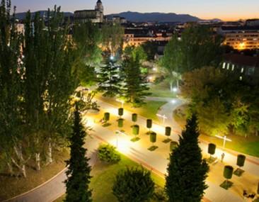 Vitoria-Gasteiz, Capital Verde de Europa 2012