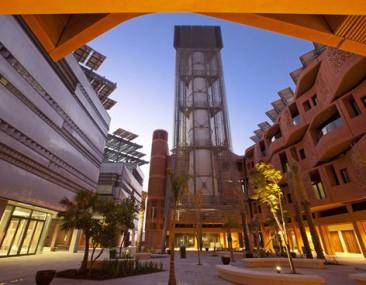 Construyendo un refugio de carbono neutral para la sustentabilidad en el Medio Oriente