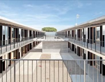 La Comisión Europea otorga el Green Building 2012 a la ETS de Arquitectura del Vallès