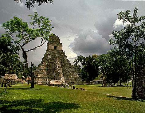 Valoran arquitectura y ecología de mayas