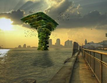 Sea Tree, un hábitat flotante protegido