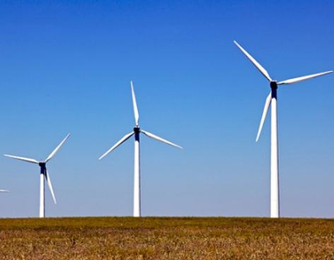 """Una turbina que """"cosecha"""" agua del aire"""