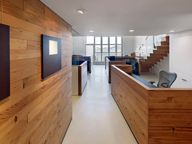 Oficinas de Buck O'Neill Builders / Jones | Haydu