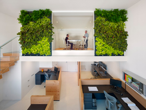 Oficinas de buck o neill builders jones haydu abilia for Oficina medio ambiente