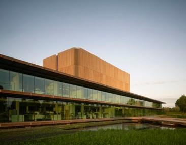 El edificio más sustentable de Holanda