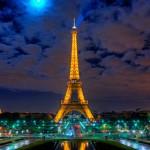 Se une Torre Eiffel a ola 'verde'