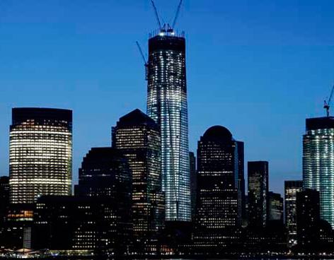 El «World Trade Center» nace verde