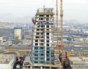 Torre Yoemar en Chile se postula para certificación LEED Gold