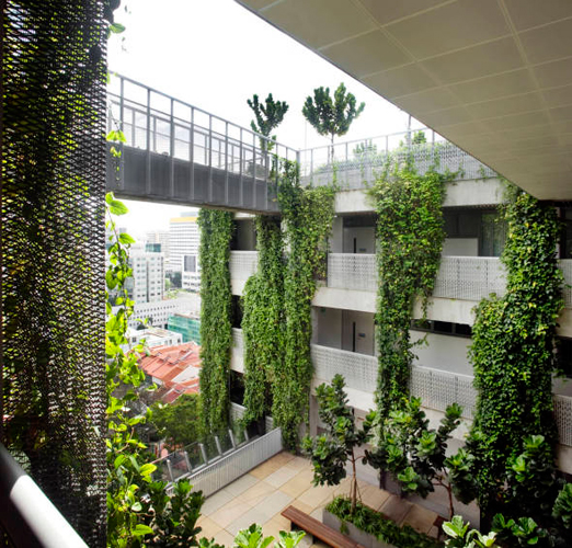 Arquitectura verde en singapur abilia i blog i conciencia sustentable - The green apartment nature and contemporary design ...