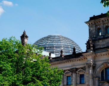 La Cúpula del Reichstag: arquitectura sustentable 360