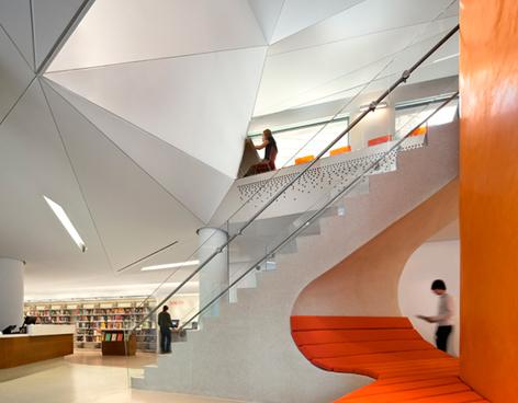 La Librería Pública de New York en Battery Park City obtiene certificación LEED de Oro