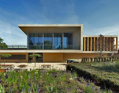 Un laboratorio de Cambridge con certificación sustentable gana el premio Stirling de arquitectura