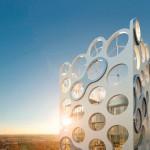 COR, el primer edificio sostenible mixto de departamentos y comercio
