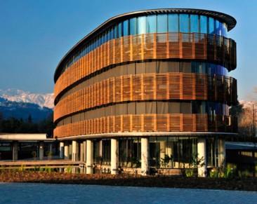 Edificio Transoceánica, el primero en obetener la certificación LEED Gold en Chile