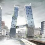 Un rascacielos que limpia el aire
