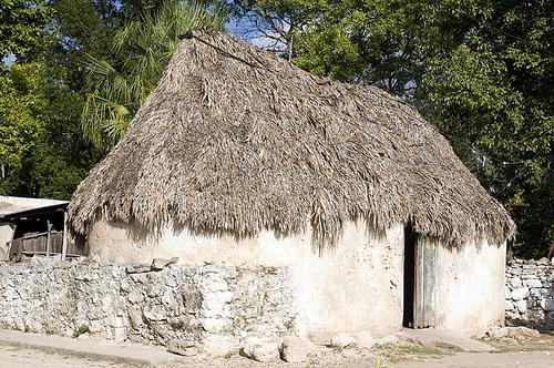 Los mayas especialistas en arquitectura bioclim tica for Las construcciones de los mayas