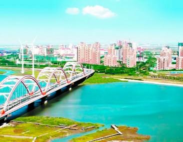 China combate la contaminación con la eco-ciudad más grande del mundo