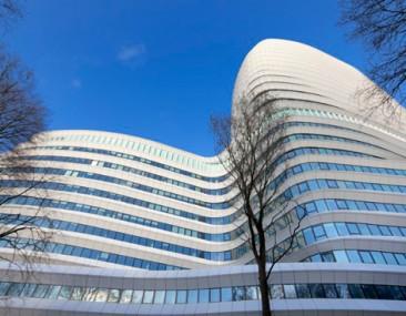 UNStudio, uno de los edificios sustentables más grande de Europa