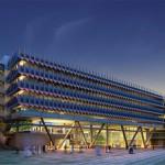 Oficinas de Siemens en Abu Dhabi: diseñadas para certificarse con LEED Platinum