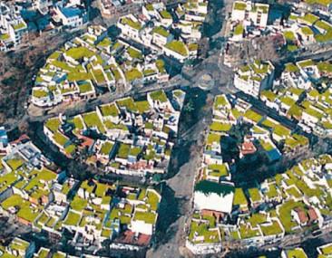 Ley de Techos o Terrazas Verdes para Buenos Aires