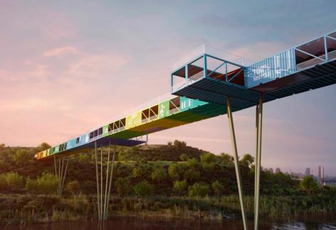 Proyecto Puente Econtainer