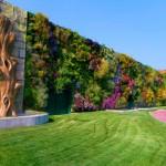 Italia tiene el jardín vertical más grande del mundo