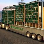 ECObitat: Casa modular transportable