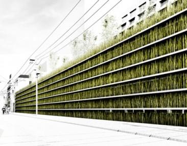 Jardines Shinjuku / Cheungvogl