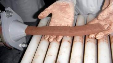 Crean ladrillos con residuos de papel y lodos residuales