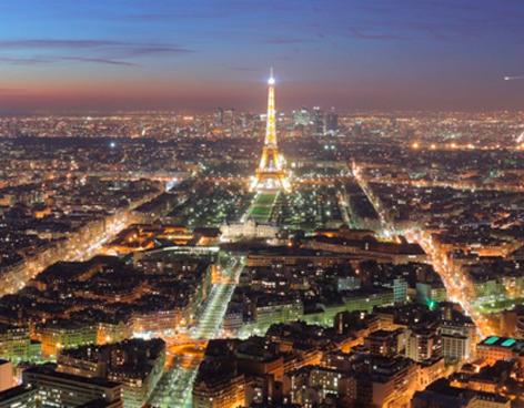 París apagará sus luces para economizar energía