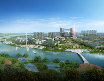Tianjin Eco-city, la ciudad sostenible