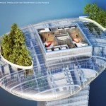 Vincent Callebaut Architectures - Asian Cairns