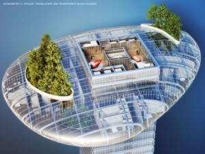 Vincent Callebaut Architectures - Asian Cairns