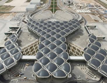 Queen Alia: nuevo aeropuerto sustentable en Jordania