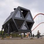 Walking House: Casa modular auto-suficiente para nómades modernos