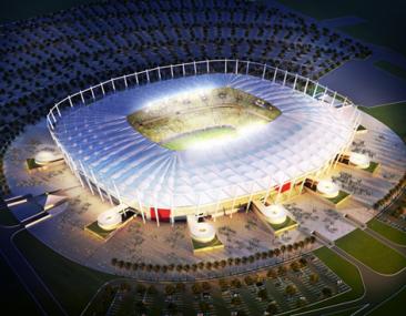 Estadio Nacional Mané Garrincha busca certificación LEED Platinum