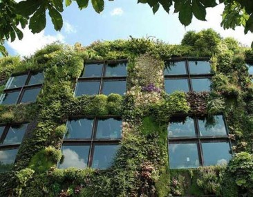 15 maravillosos jardines verticales alrededor del mundo