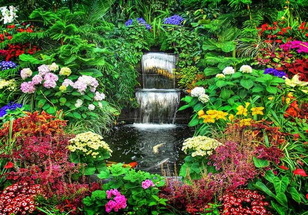 Los 10 Jardines ms Impresionantes del Mundo ABILIA I Blog I