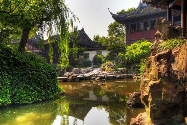 jardin-yuyuan