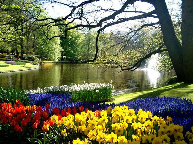 Los 10 jardines m s impresionantes del mundo abilia i for Jardines bellos fotos