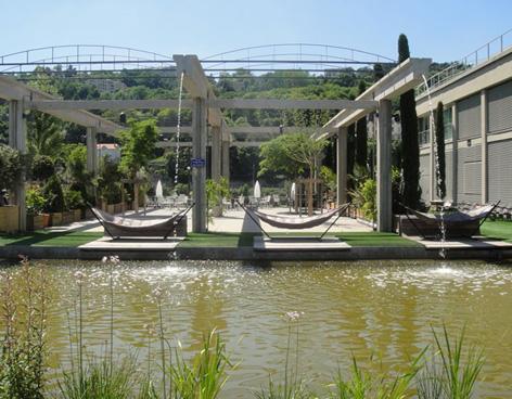 Lyon Confluence: una ciudad verde en un área recuperada