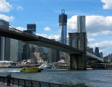 5 Tecnologías verdes del nuevo WTC de Nueva York