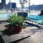 """Reciclan espacios con """"pocket parks"""" en el DF"""