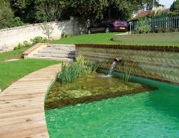 Albercas sustentables llenas de ecolog a y dise o for Piscina filtro natural