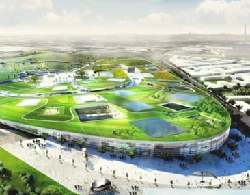 EuropaCity: Ciudad futurista sustentable bajo tierra