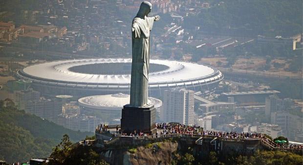 Seis estadios para la Copa Confederaciones