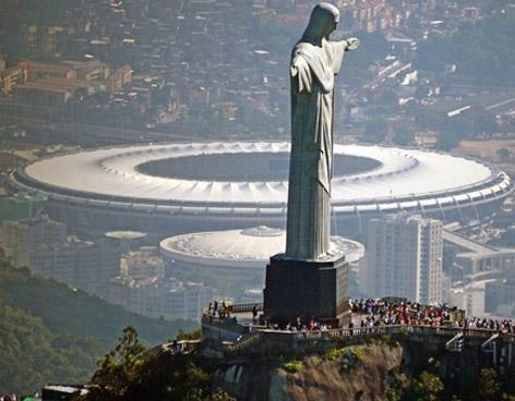 Seis estadios para el Mundial Brasil 2014