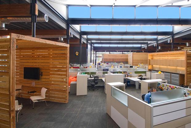 Fundación Lance Armstrong, Austin, Texas by Lake | Flato Architects